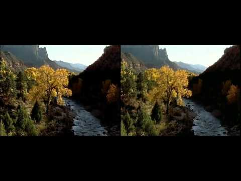 Zion National Park yt3d:enable=true HD 3D 2