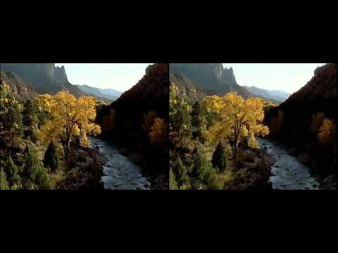 Zion National Park yt3d:enable=true HD 3D 2