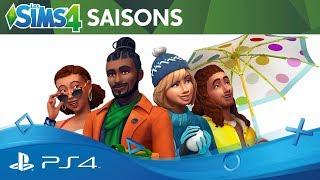 Les sims 4 saisons :  bande-annonce