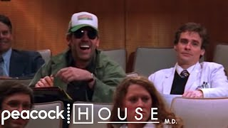 Weber's Lecture | House M.D.