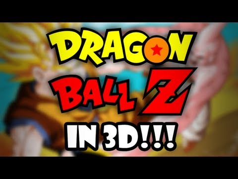 Epic Funny Dragon Ball Z 3D Animation by Really3D