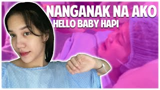 WELCOME TO THE WORLD BABY HAPI