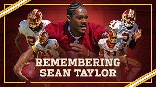 Remembering Sean Taylor