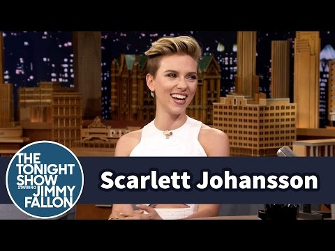 Scarlett Johansson Gave Jimmy a Kinky Food Recommendation