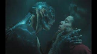 上古海洋之神被人类抓住,外国女孩爱上这个怪物,人类究竟能否和怪物相爱?