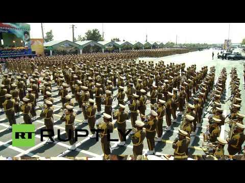 Иран продемонстрировал свои военные достижения
