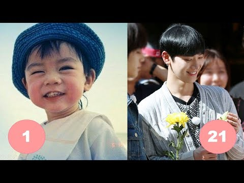 Ten NCT Childhood | From 1 To 21 Years Old
