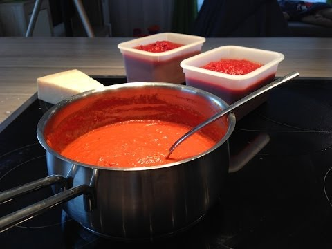 tomatensosse rezept besser als beim italiener. Black Bedroom Furniture Sets. Home Design Ideas