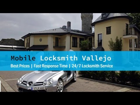 Best Locksmith Vallejo CA 24/7