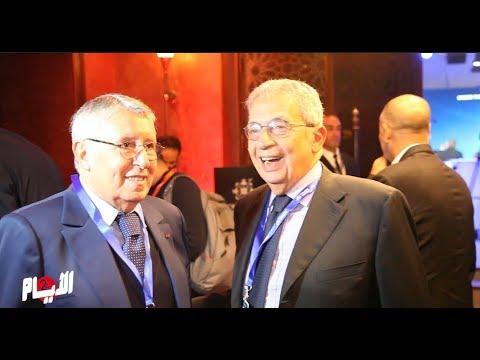 شخصيات سياسية وازنة في ملتقى الحوار الأطلسي بمراكش