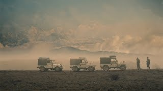 The Land of Land Rovers