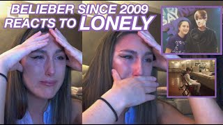 LONELY JUSTIN BIEBER BENNY BLANCO MUSIC VIDEO/SONG REACTION