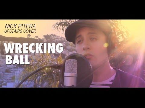 Baixar Miley Cyrus - Wrecking Ball - Nick Pitera UPSTAIRS (high) cover