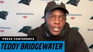 Teddy Bridgewater talks about what makes him a leader