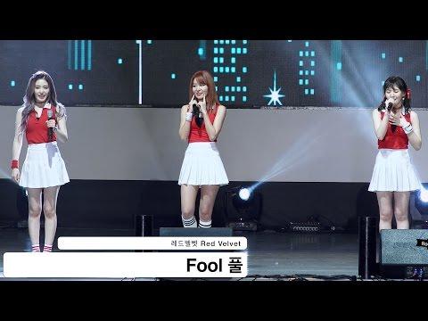 레드벨벳 Red Velvet [4K 직캠]Fool 풀@20160928 Rock Music