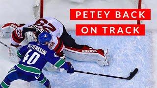 Vancouver Canucks: Elias Pettersson's sick shootout goal; comparisons to Peter Forsberg