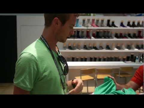 Behind the Scenes @ Outdoor Retailer   Icebreaker pt2