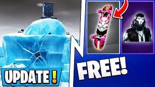 *NEW* Fortnite 9.10 Update! | 15 Free Items, Polar Peak Event, All Skins!
