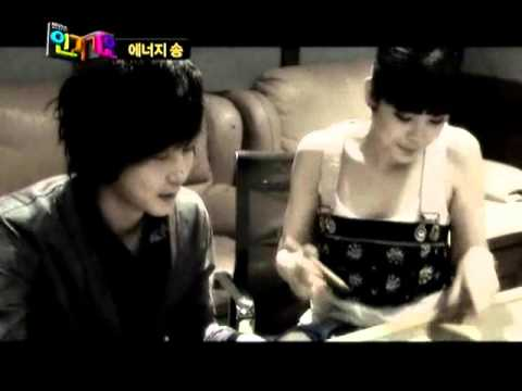 Sin Hye Sung & Lyn - Energy song (신혜성 & 린 - 에너지 송) @ SBS Inkigayo 20090315