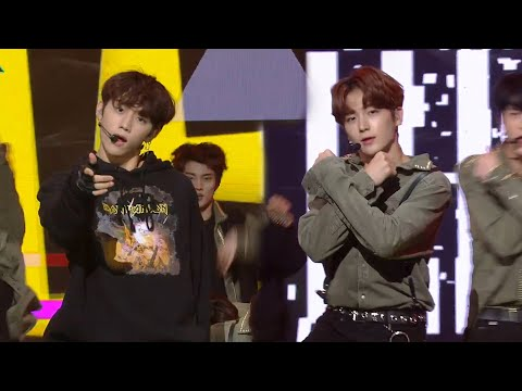 뮤직뱅크 Music Bank - RIGHT HERE - THE BOYZ.20180921