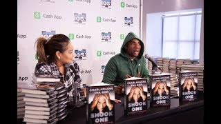 Charlamagne Tha God Book Signing