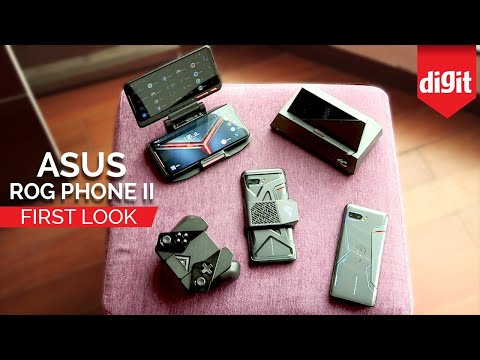 Asus ROG Phone 2   First Look | Gameplay Using The Accessories | Use this for Headshots in PUBG