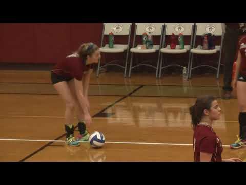 NAC - NCCS Volleyball 10-1-13