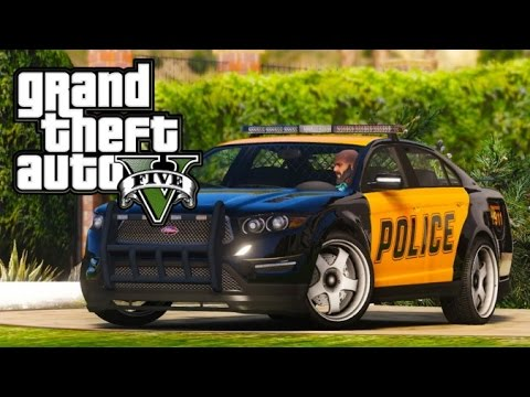 Gta 5: How to customize police cars in gta 5 story mode