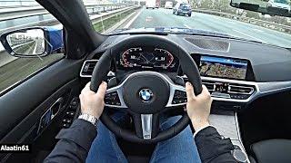 The New BMW 3 Series 2019/2020 POV Test Drive