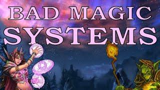 Bad Magic Systems