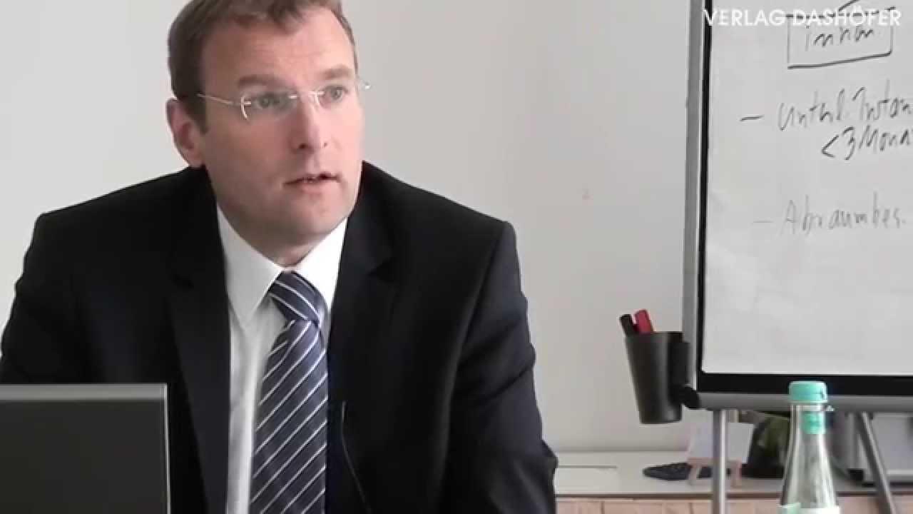 Video zum Seminar Anlagevermögen kompakt (Sommer-Workshop)