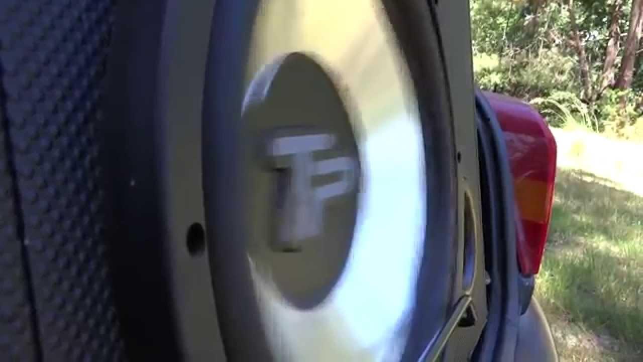test ampli caisson de basse voiture 800watt youtube