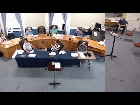 Plattsburgh Common Council Meeting  7-30-20