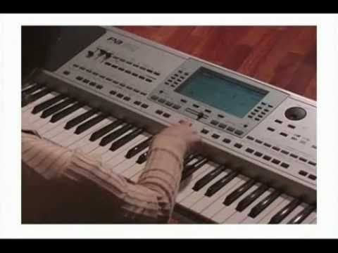KORG PA 50 official japanese product introduction (part 2.)