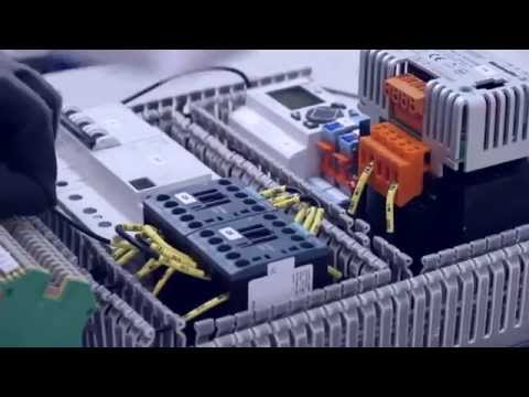 Diseño y fabricación de Cuadros Electricos
