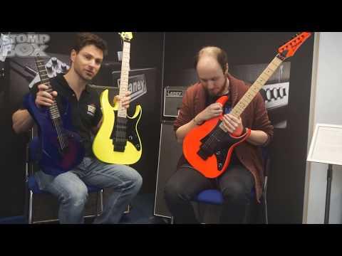 Ibanez Genesis RG550 Electric Guitar 2018 Reissue Road Flare Red (Pre-Order)