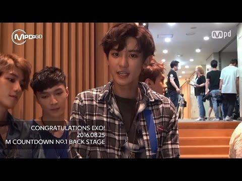 No.1 EXO CONGRATULATIONS! 엑소 1위 축하!! 160825