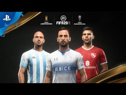 FIFA 20 | CONMEBOL Libertadores Official Gameplay Trailer
