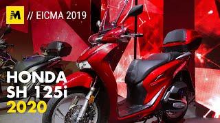 Honda SH 125i 2020 [ENGLISH SUB]