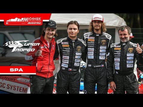 Mičánek Motorsport - SPA 2021