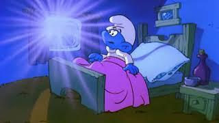 Šmolkovia - modrý mesiac