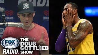 NBA - Lakers Considered TRADING LeBron James?