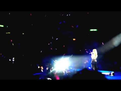 A-Lin 黃麗玲 - 今晚你想念的人是不是我 Feel-Lin巡迴演唱會2013 (香港站) 29/6/2013
