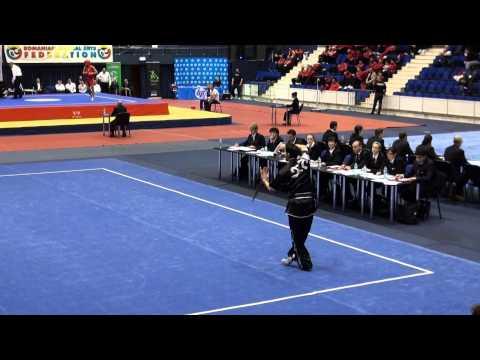15th European Wushu Champ. - DSM opt 18-35 - Sergio Rus Salamanca - Spain - 8.99 / 15 европейских ушу Champ. -DSM выбирают 18-35 - Серхио Rus Саламанка - Испания - 8.99