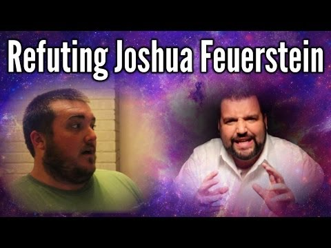 "Re: Joshua Feuerstein ""Destroys"" evolution"
