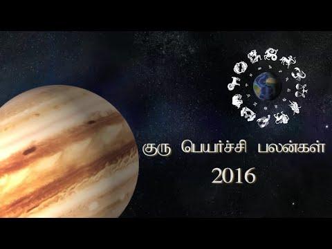 Guru Peyarchi 2016 : 2016 குரு பெயர்ச்சி : Jupiter Transit in Virgo Prediction 2016