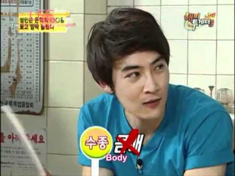 [百度赫兔吧]101216 Happy together talk about Eunhyuk Eng sub