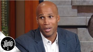 Richard Jefferson laughs at the NBA's efforts to stop tampering | The Jump