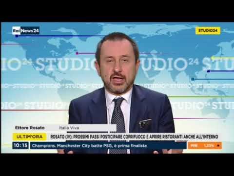 L'on. di Italia Viva Ettore Rosato chiede la riapertura del gioco legale