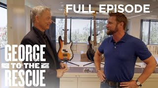 Gary Sinise Foundation's Program Restores a Wounded Veteran's Independence | George to the Rescue